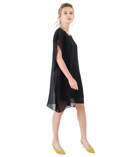 Butterfly veil dress